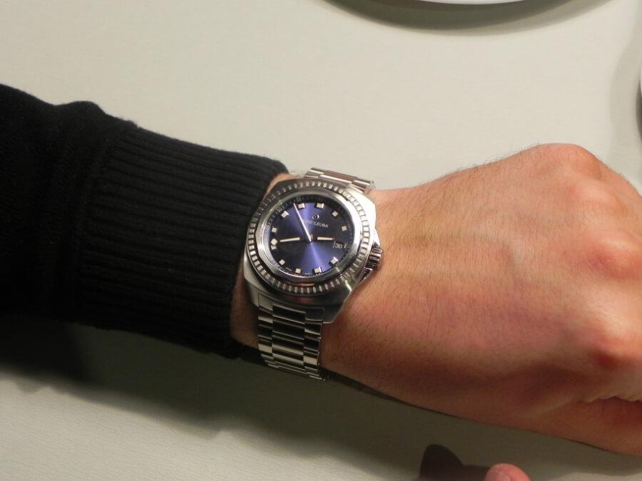 Favre-Leuba Raider Sea King Watch Review