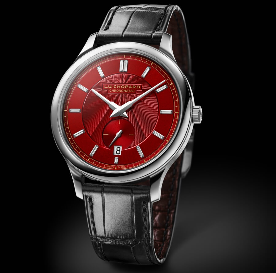 The New Chopard L.U.C XPS 1860 Red Carpet Edition