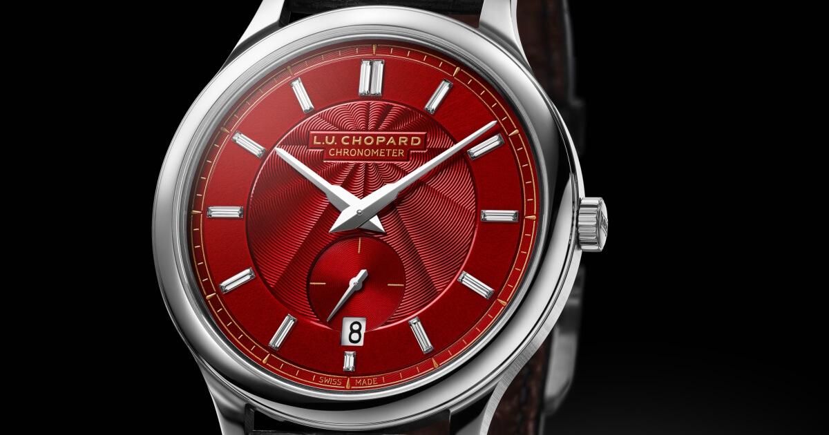 Chopard L.U.C XPS 1860 Red Carpet Edition