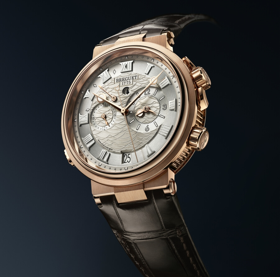 The New Breguet Marine Alarme Musicale 5547