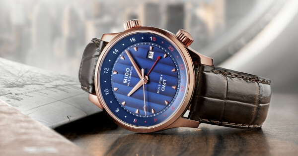 Baselworld 2018: Mido Multifort GMT