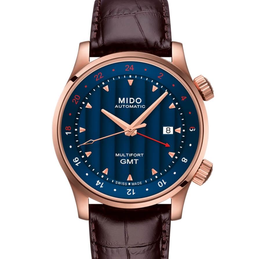 Mido Multifort GMT