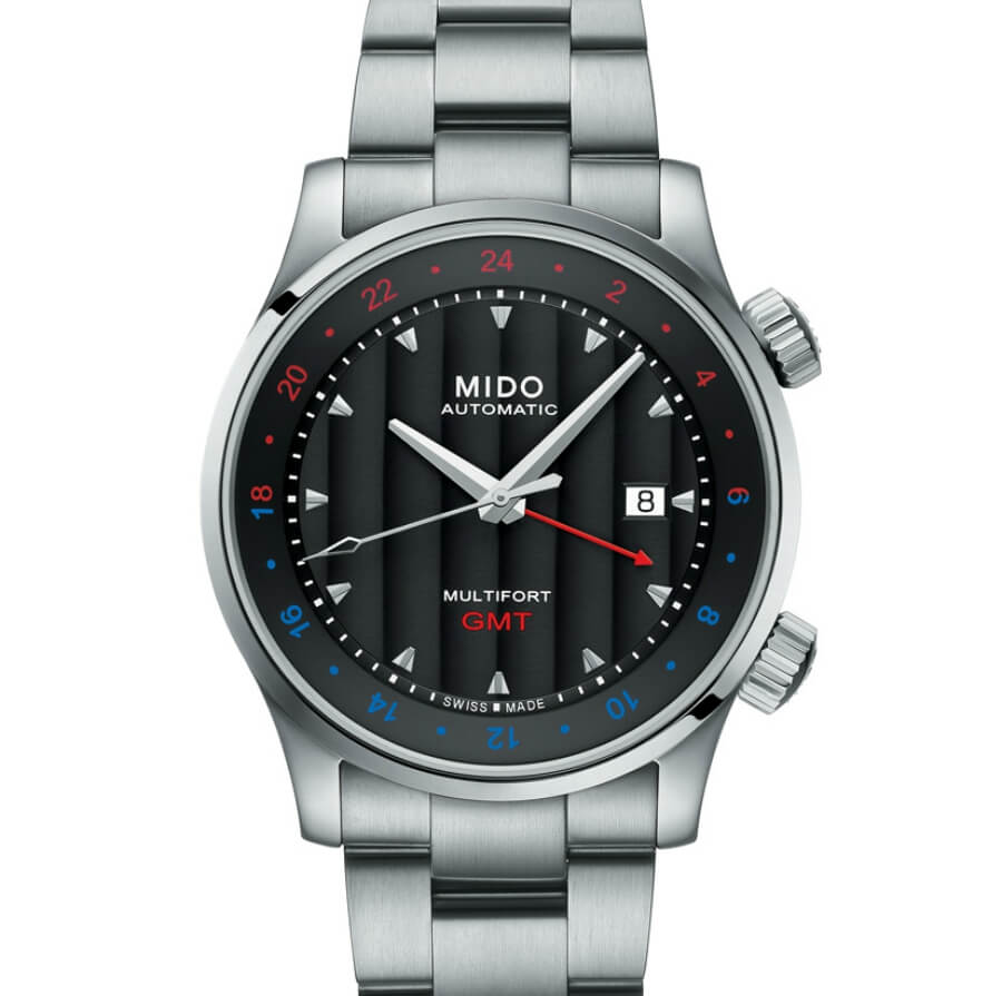 Mido Multifort GMT 2018