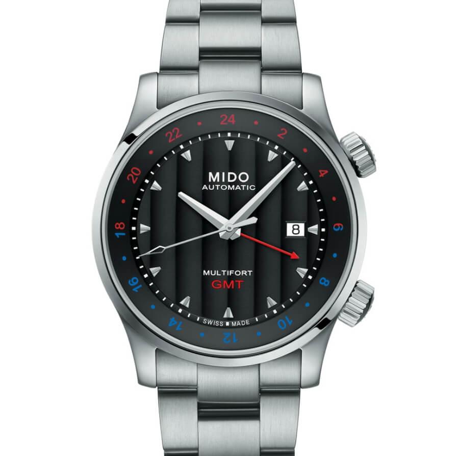 Mido Multifort GMT 2018
