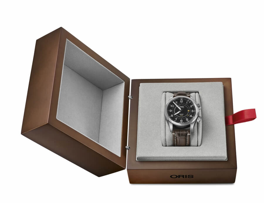 The New Oris Big Crown ProPilot Alarm Limited Edition Presentation Box