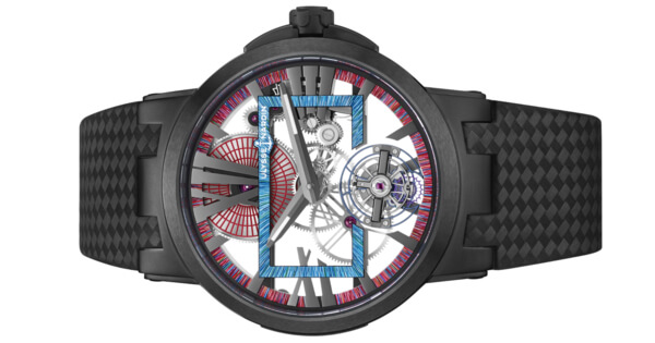 Introducing Ulysse Nardin Executive Skeleton Tourbillon Hyperspace (Specifications and Price)