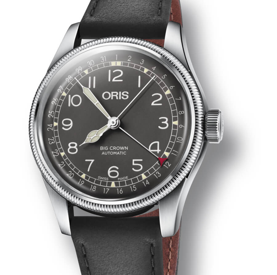 Oris Big Crown Pointer Date Specifications