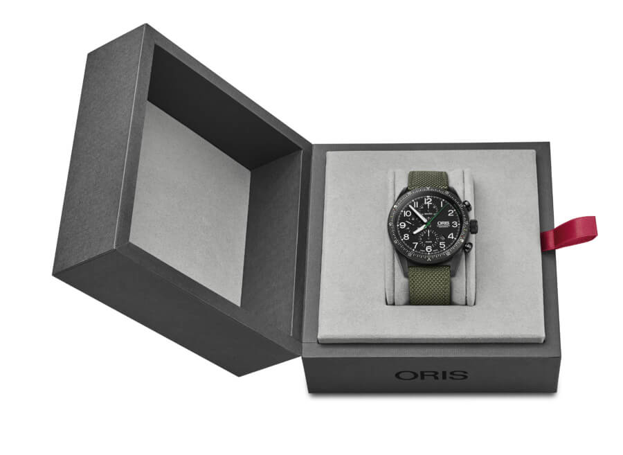 The New Oris Paradropper LT Staffel 7 Limited Edition