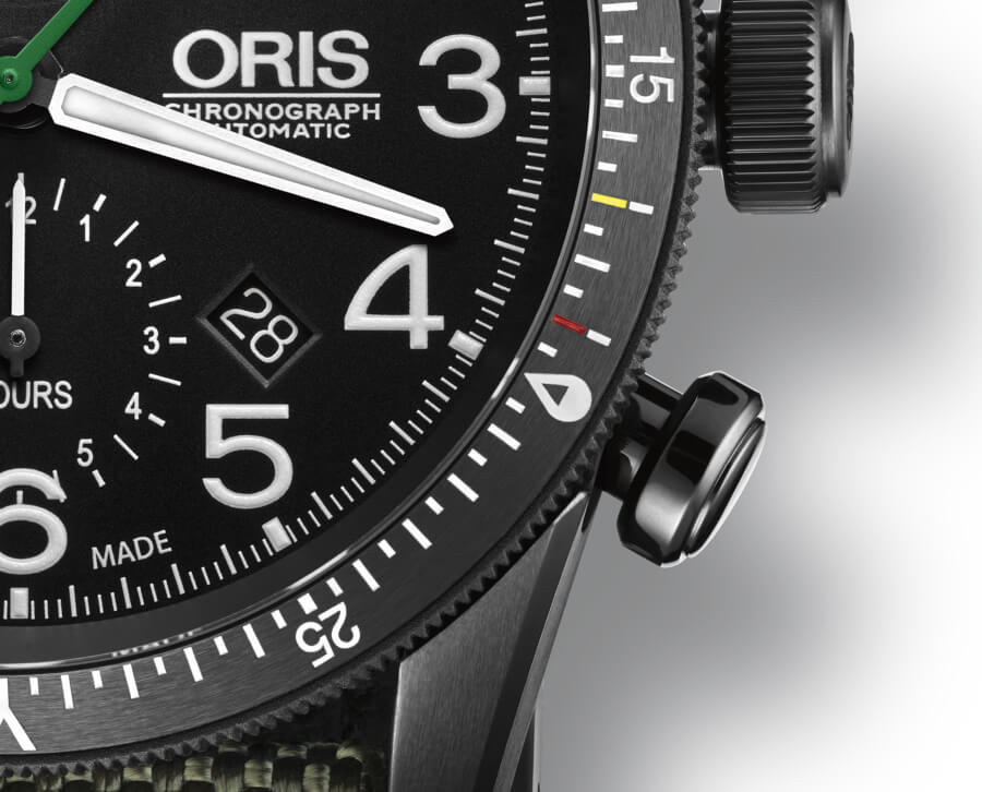 Oris Pilot Watch