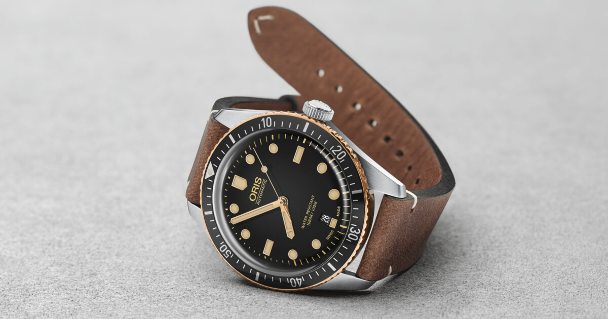 The New Oris Divers Sixty-Five
