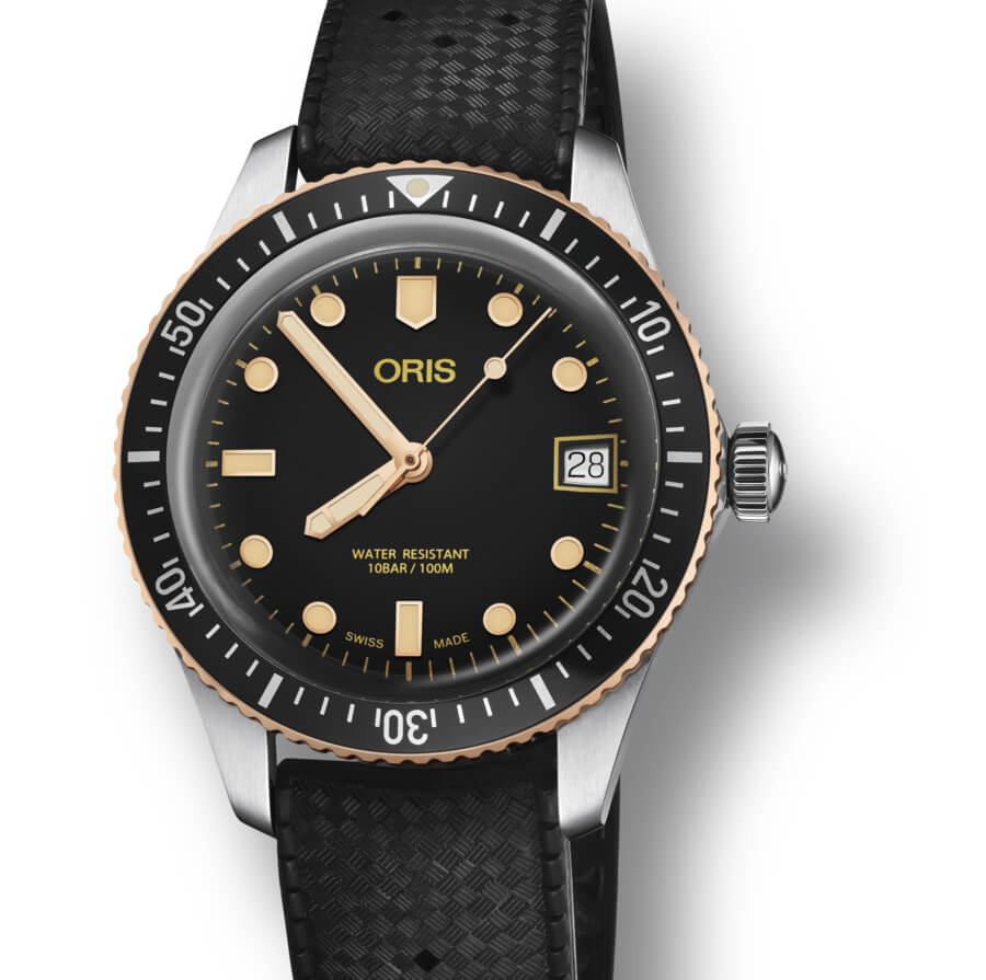Oris Divers Sixty-Five Bronze