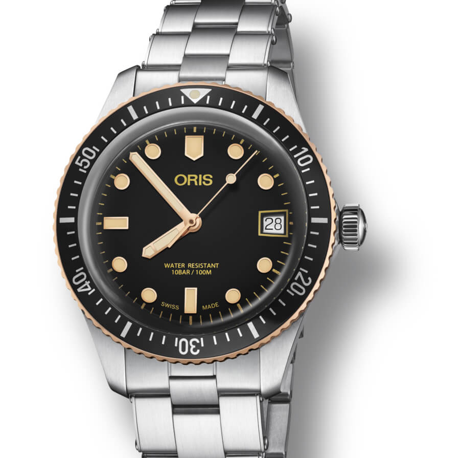 Oris Divers Sixty-Five Steel Bracelet
