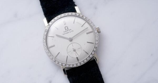 Elvis Presley's Omega Wristwatch Sold for $1.8 Million