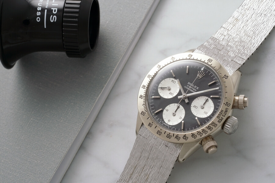"Rolex Cosmograph Daytona ""The Unicorn"" Reference 6265"