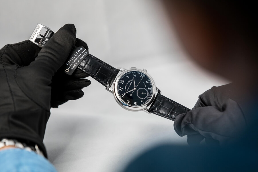 A. Lange & Söhne Auction