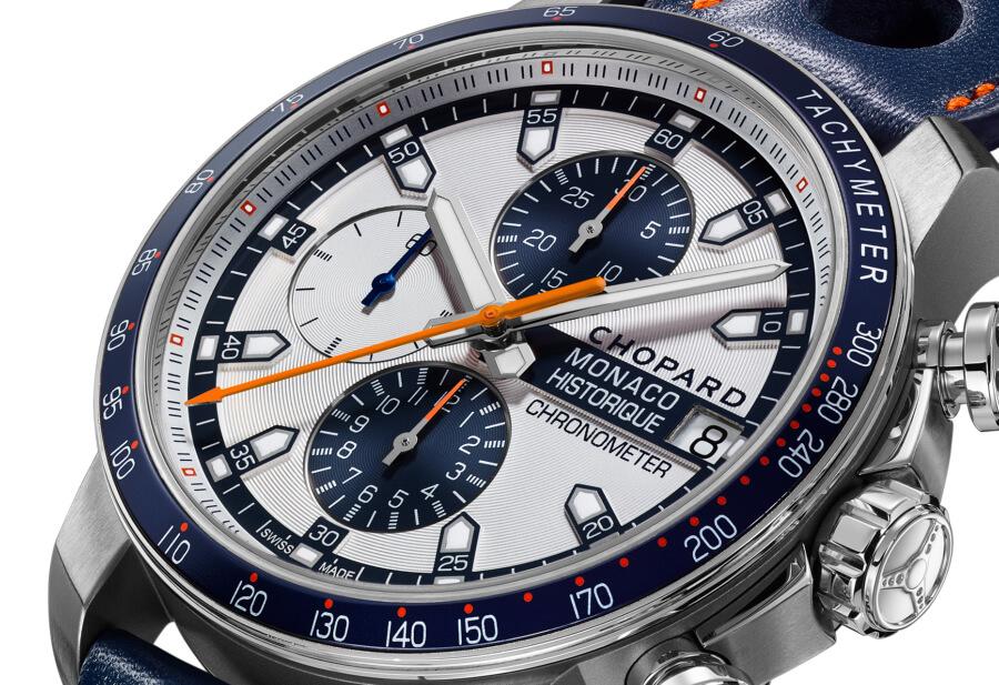 Chopard Grand Prix de Monaco Historique 2018 Race Edition Dial