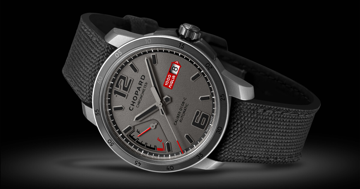 Chopard Mille Miglia GTS Power Control Grigio Speciale – Specifications and Price