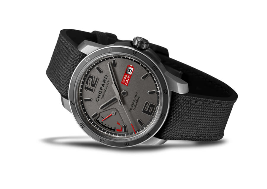 The New Chopard Mille Miglia GTS Power Control Grigio Speciale