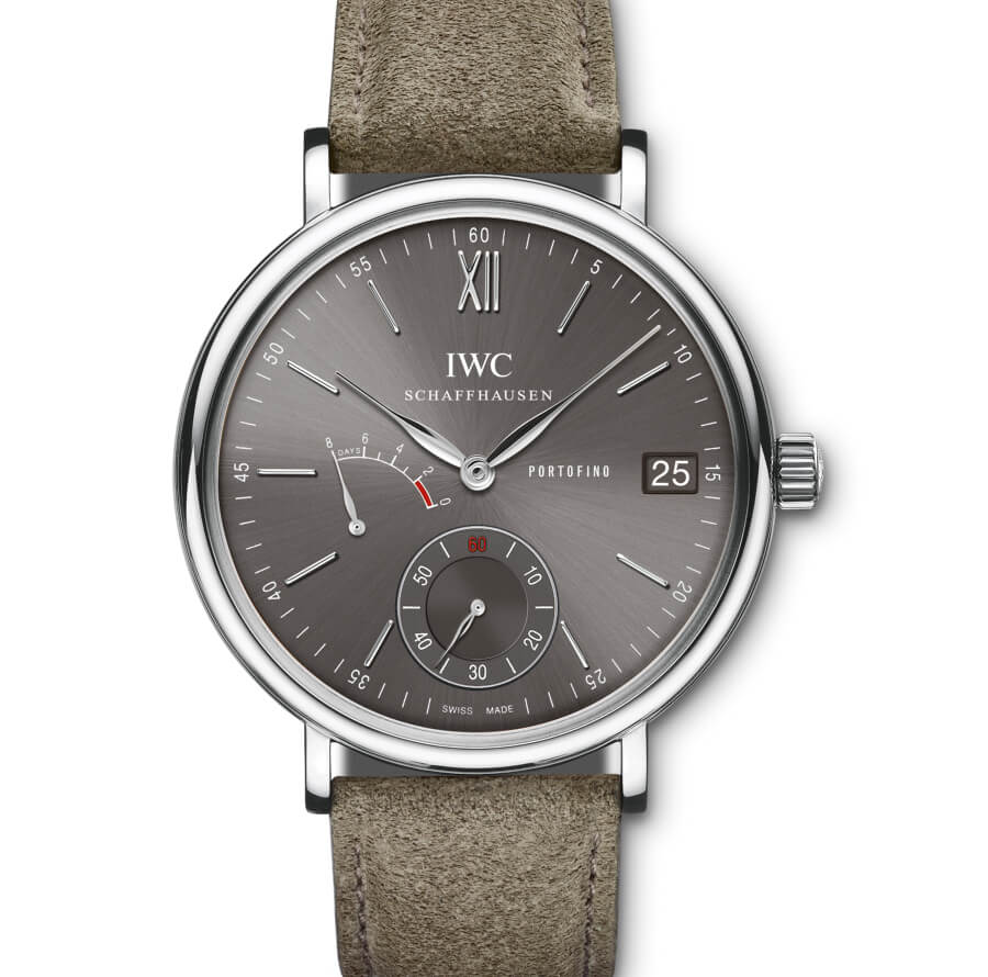 The New IWC Portofino Hand-Wound Eight Days
