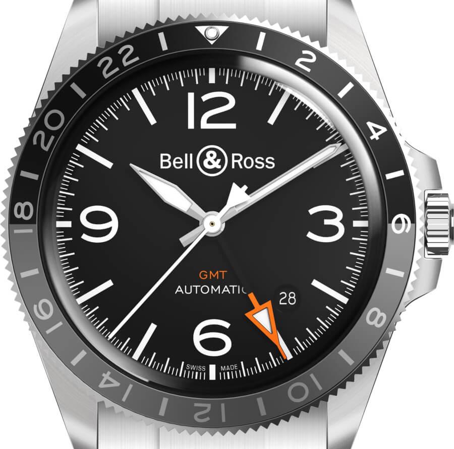 The New Bell & Ross BR V2-93 GMT 24H