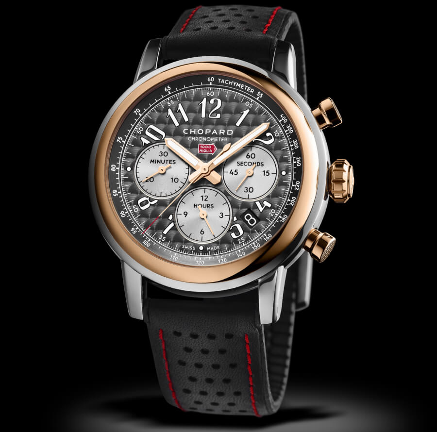 The New Chopard Mille Miglia 2018 Race Edition