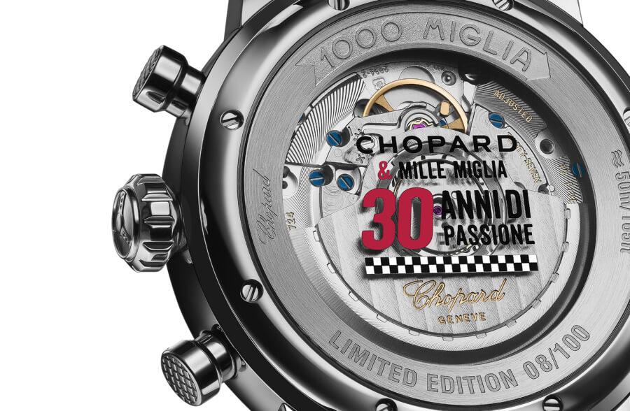 Chopard Mille Miglia 2018 Race Edition Movement