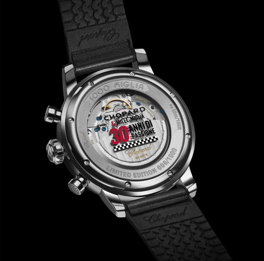 Chopard Mille Miglia 2018 Race Edition Case Back