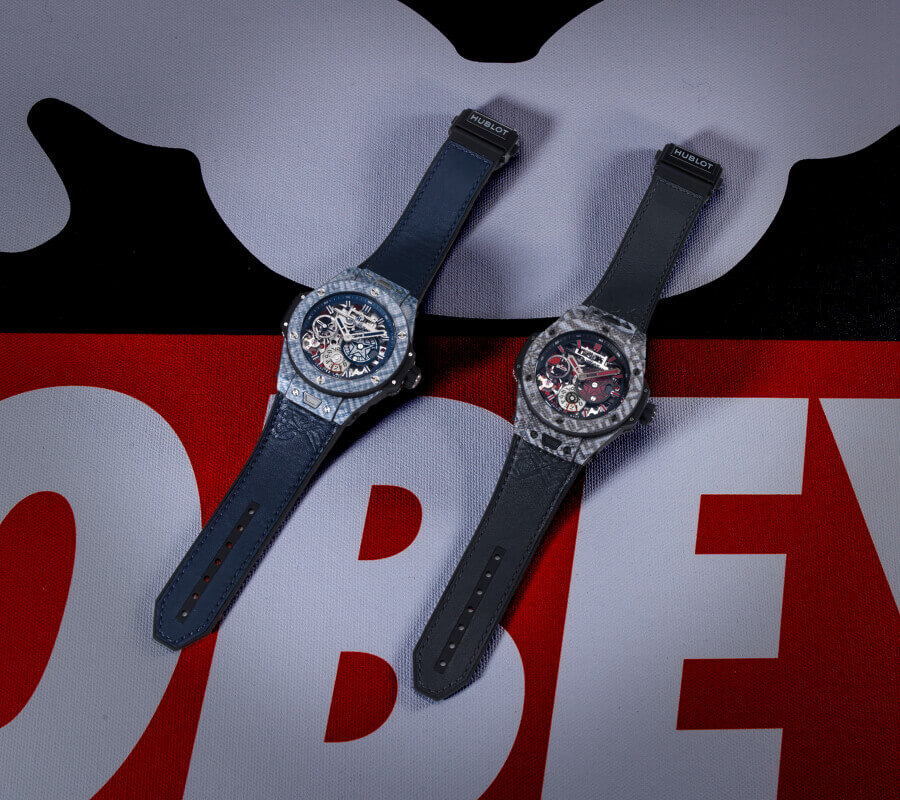 Hublot Big Bang Meca-10 Shepard Fairey