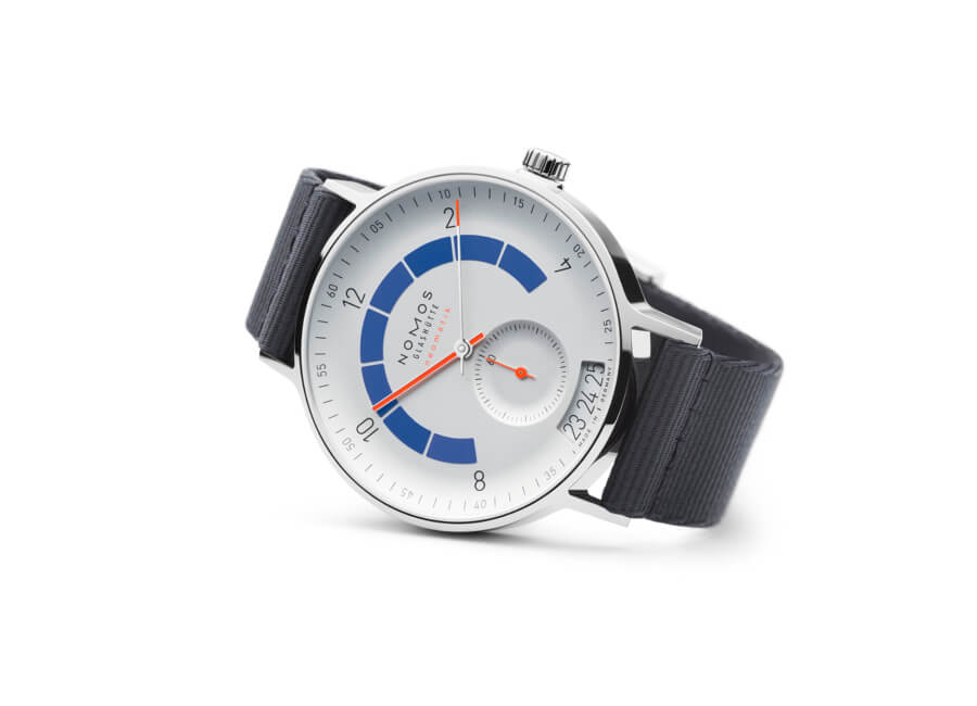 The New Nomos Glashütte Autobahn