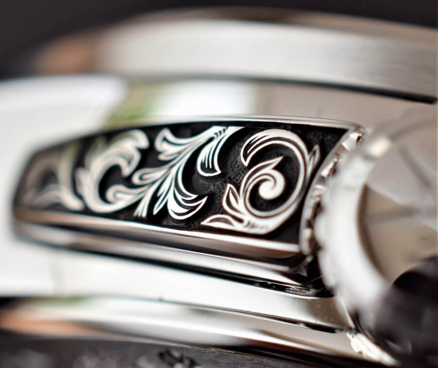 Czapek & Cie Hand Engrave