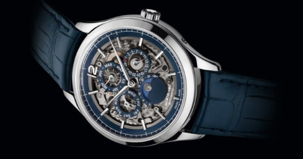 Introducing The Montblanc Heritage Chronométrie Collection