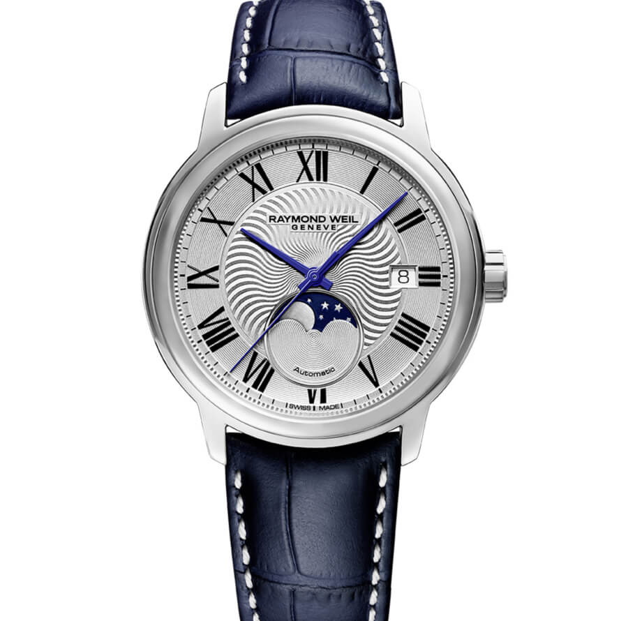 Raymond Weil Maestro Moon Phase Watch Review