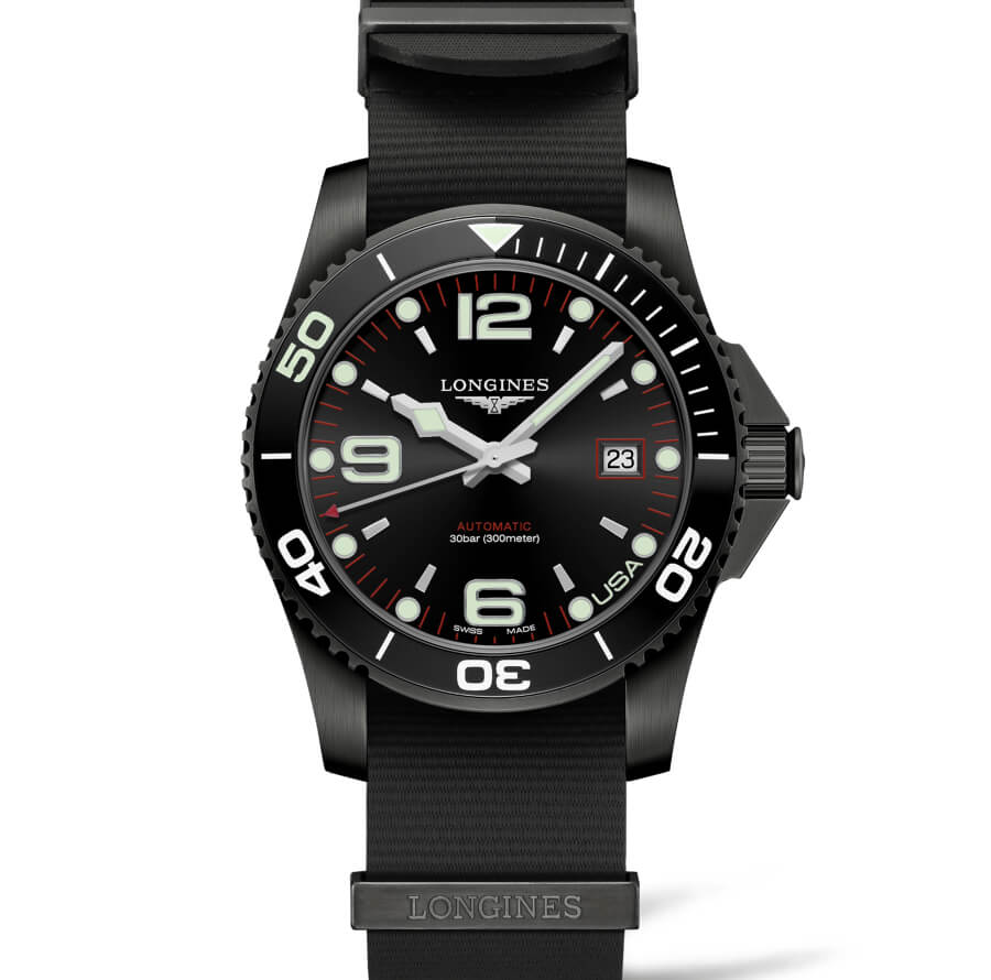 Longines USA Exclusive Hydro Conquest Edition