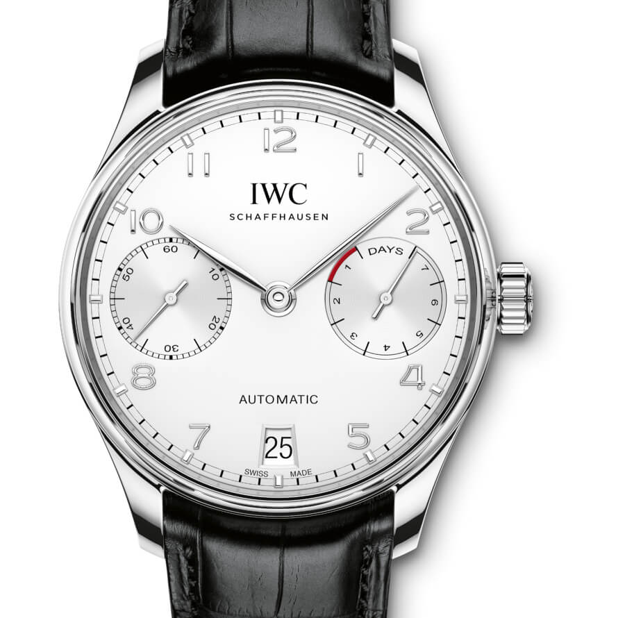 The New IWC Portugieser Automatic In Stainless Steel