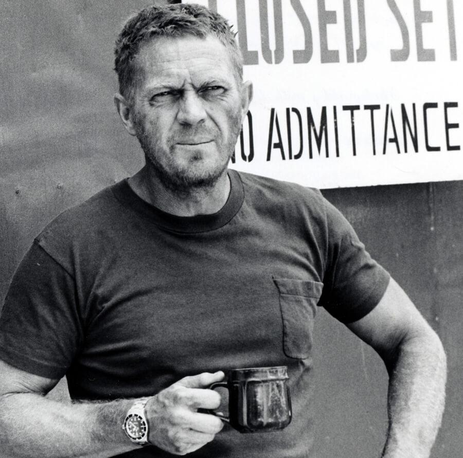 Rolex Submariner Steve McQueen