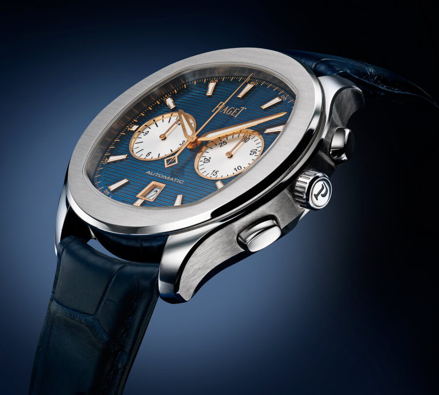 The New Piaget Polo S Chronograph
