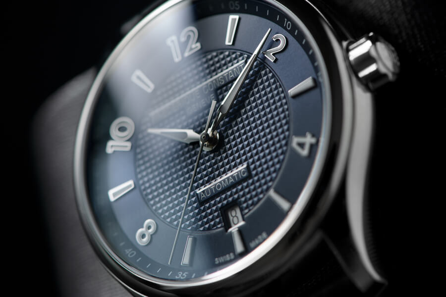 Frederique Constant Runabout Limited-Edition Dial