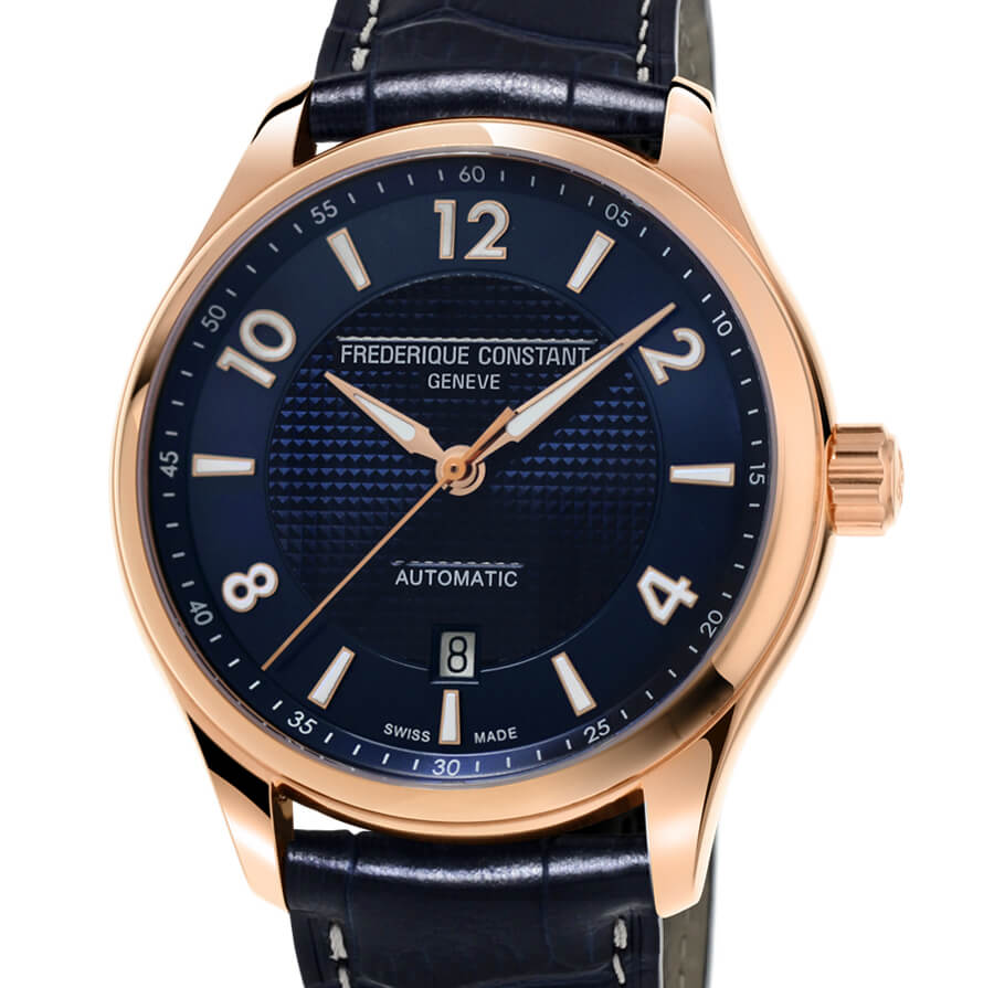Frederique Constant Runabout Limited-Edition Rose Gold