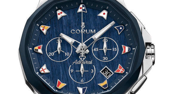 The New Corum Admiral Legend 42: Return To Its Roots