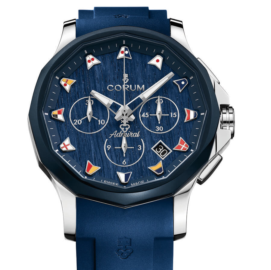 Corum Admiral Legend 42 Chrono