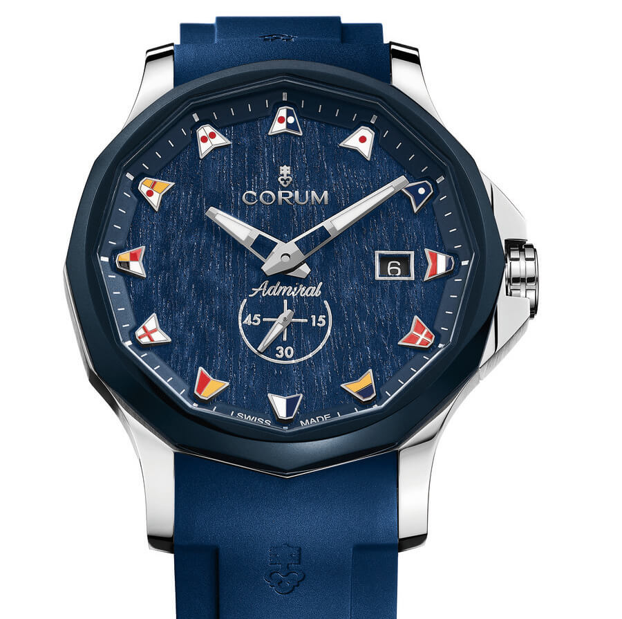 The New Corum Admiral Legend 42