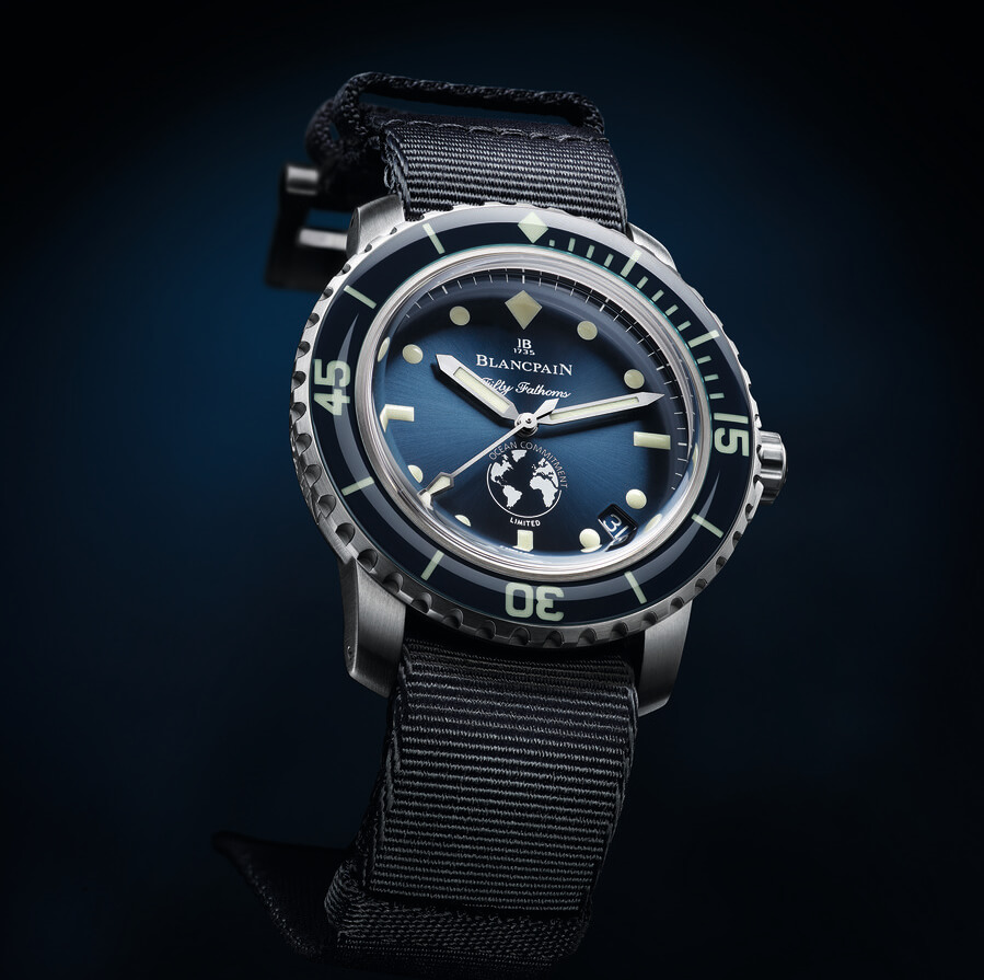 Blancpain Fifty Fathoms Limited Edition