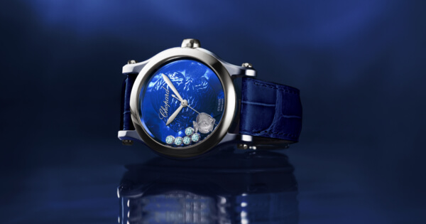 The New Chopard Happy Fish