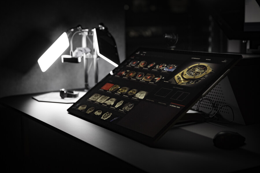 Hublot Digital Market