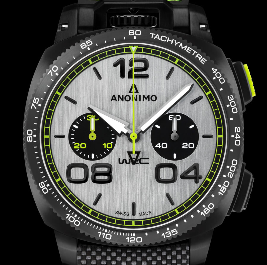 The New Anonimo Militare WRC