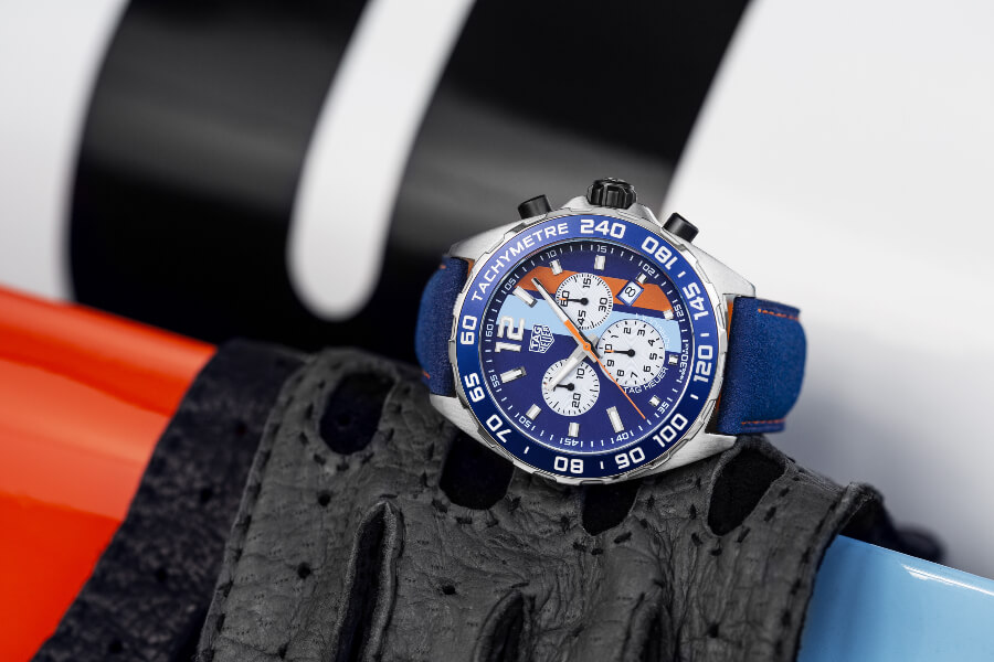 TAG Heuer Formula 1 Gulf Watch Review