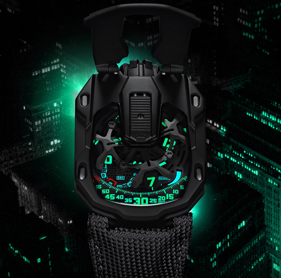 Urwerk Kryptonite