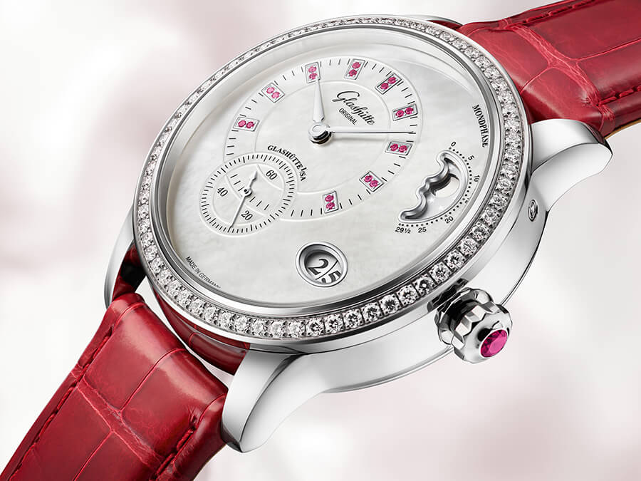 Glashütte Original Panomatic Luna Ladies Watch