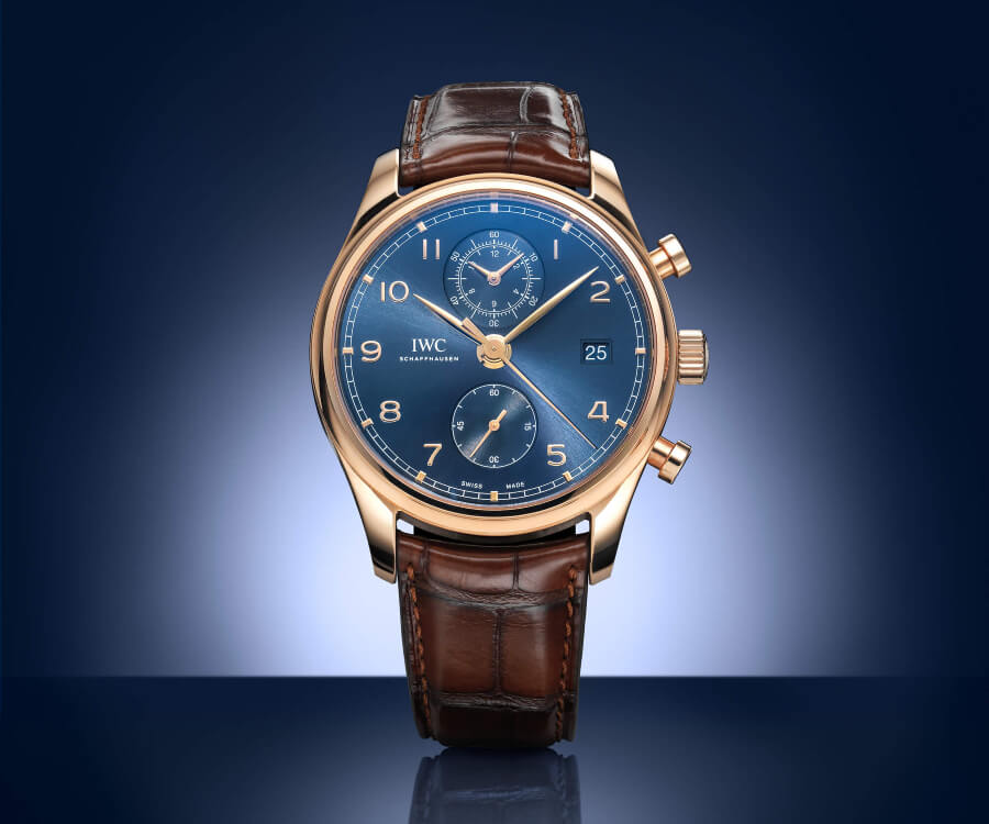 IWC Portugieser Chronograph Flyback