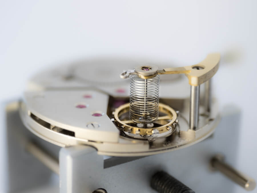 H. Moser & Cie Hairspring